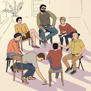 Психологическая тренинговая группа Групповая терапия