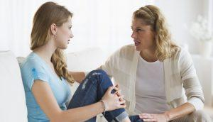 Чем терапия отличается от разговора – разговор с мамой